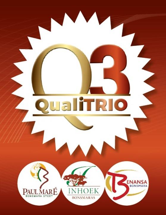 Qualitrio (vroulike diere), Viljoenskroon