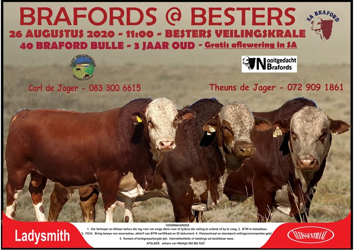 Brafords @ Besters